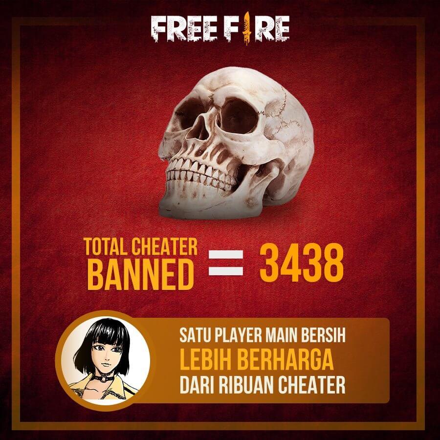 Mengembalikan Akun Free Fire yang di Banned